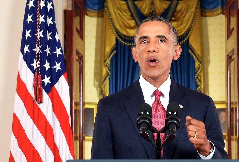 Обама объявил экономическую блокаду Крыма