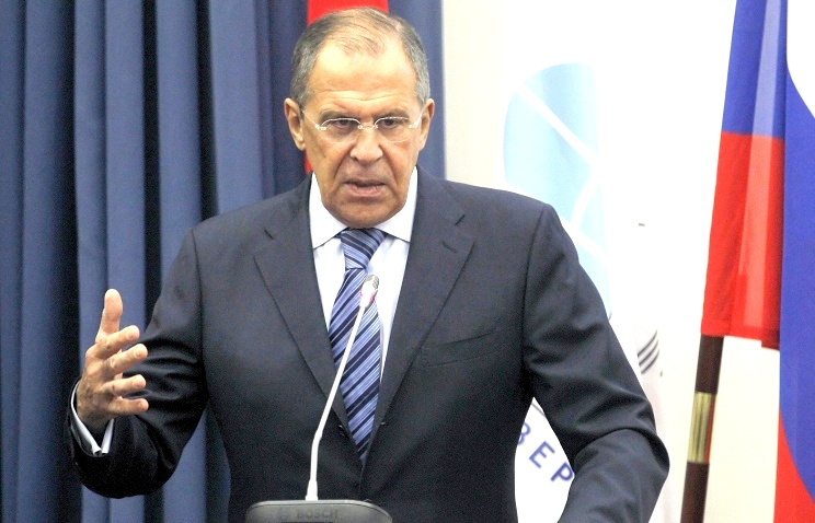 Лавров: США напрямую вовлечены в госпереворот на Украине