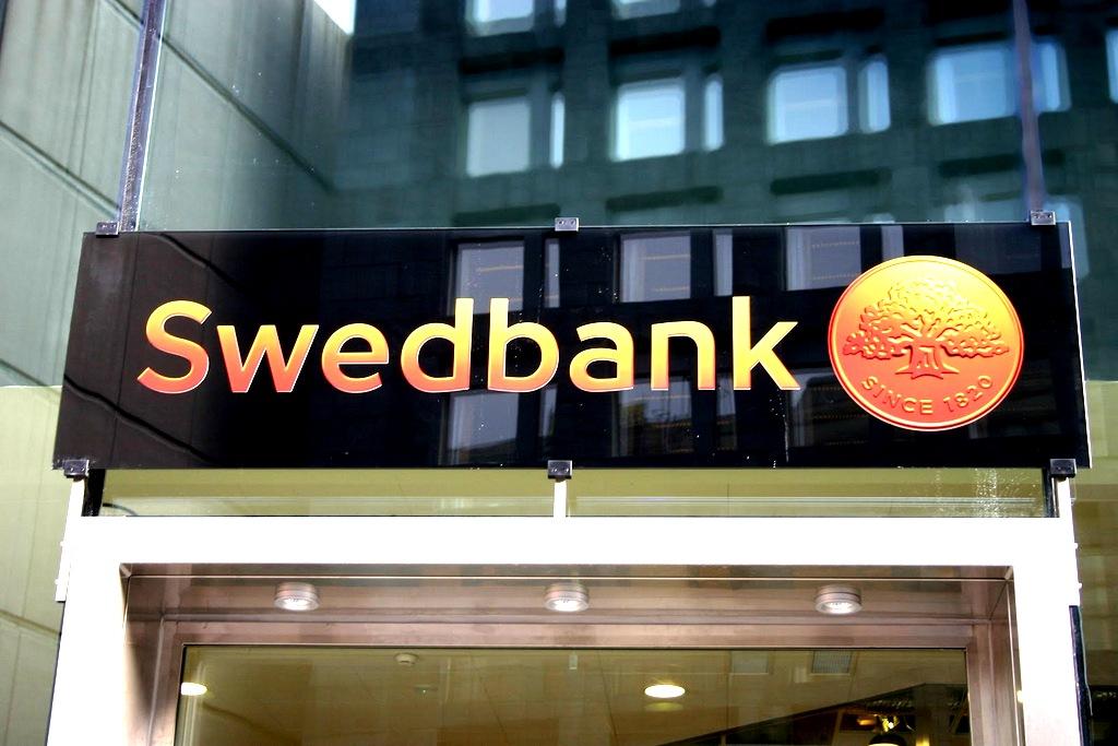 Клиенты Swedbanka получили мошеннические электронные письма