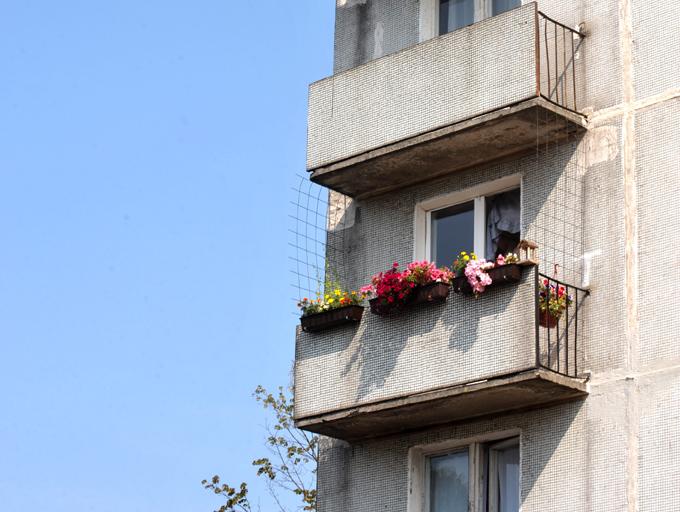 В Латвии растут цены на жилье