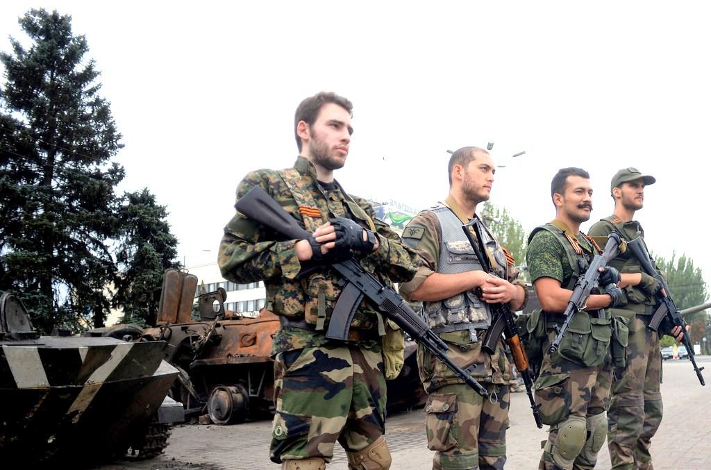 Боец «Донбасса» рассказал о занижении потерь в АТО