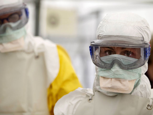 В России госпитализирован мужчина с подозрением на Эболу