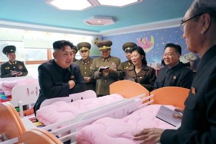 Ким Чен Ын обратился за помощью к инспекторам по правам человека
