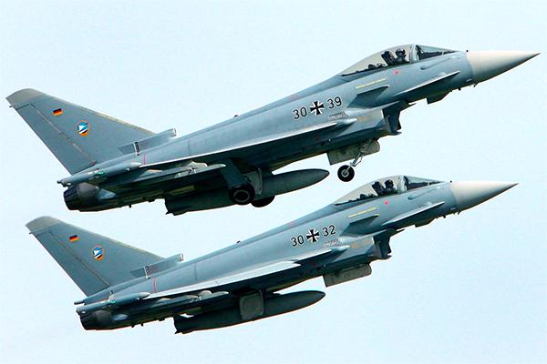 Минобороны РФ: в Швецию залетал самолет НАТО