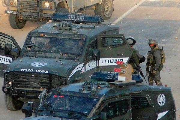 На границе с Ливаном подорван израильский джип