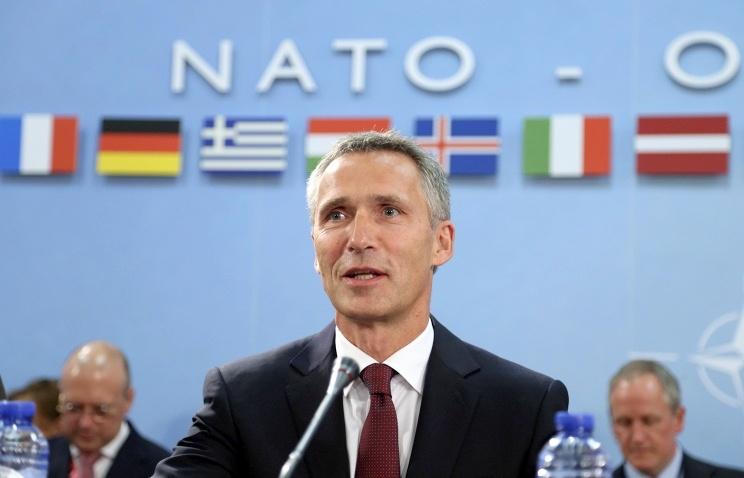 Генсек НАТО обвинил Россию в нарушении границ