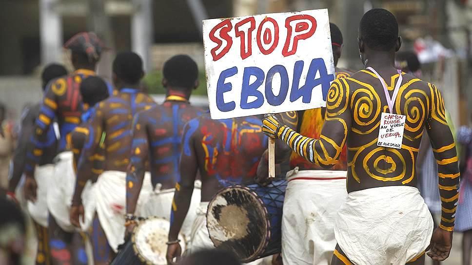 ВОЗ: эпидемия Эболы в Сьерра-Леоне пошла на спад