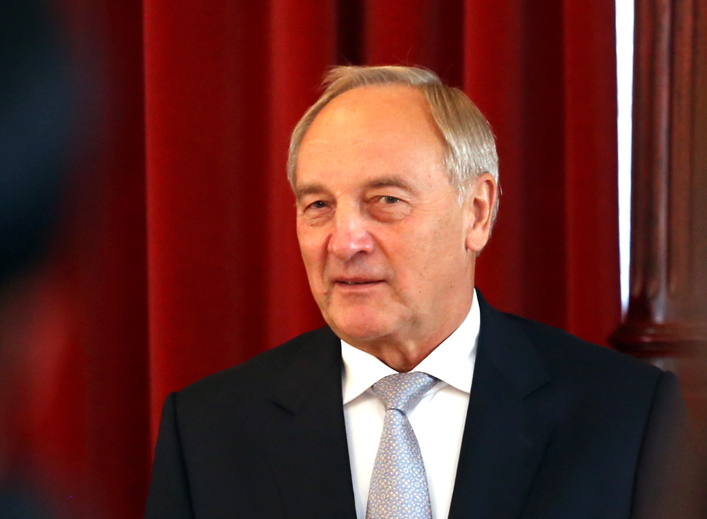 Президент отправляется с официальным визитом в Грузию