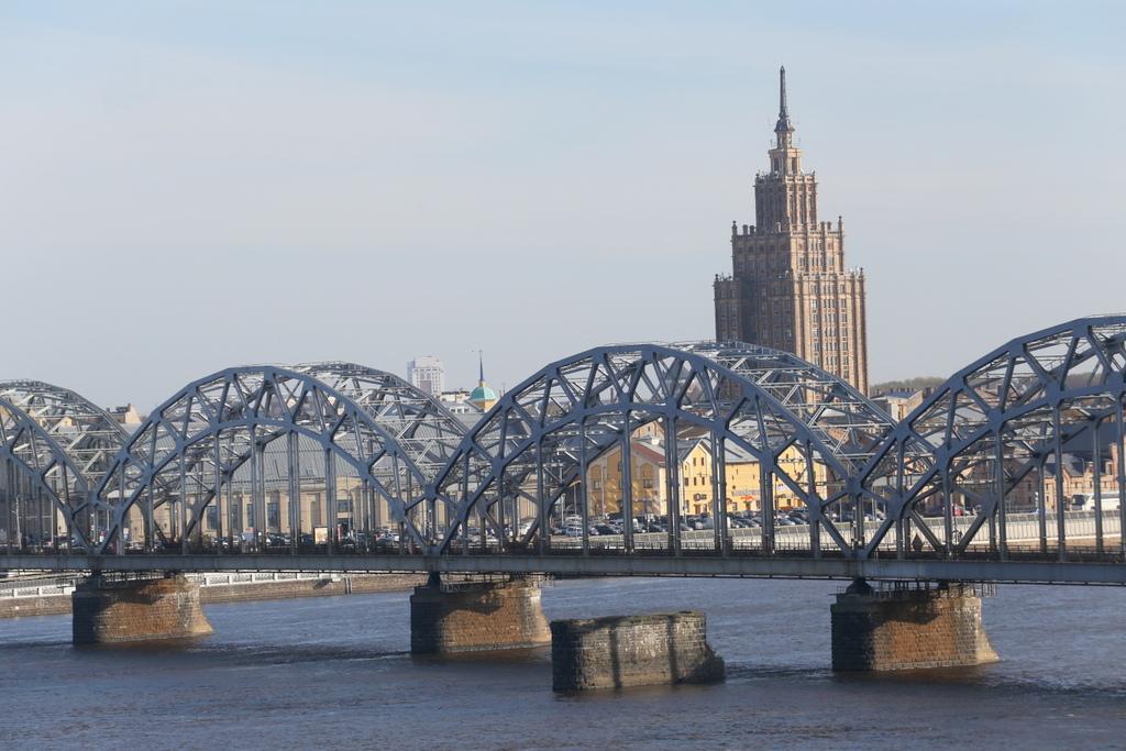 Осенью будущего года в Риге пройдут Дни Москвы