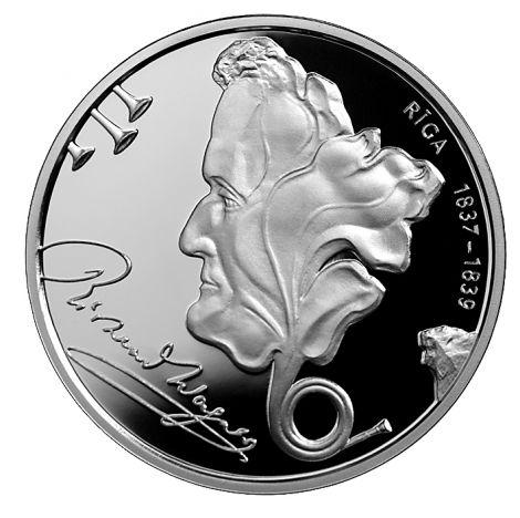 Коллекционная монета Банка Латвии — лучшая серебряная монета в мире
