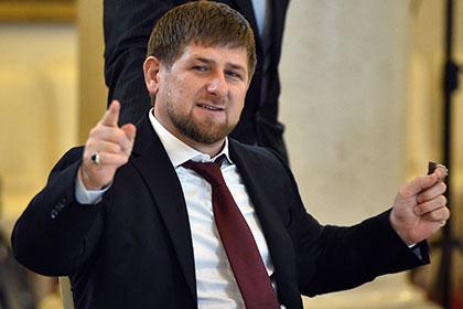 Кадыров запретил детям прогуливать школу