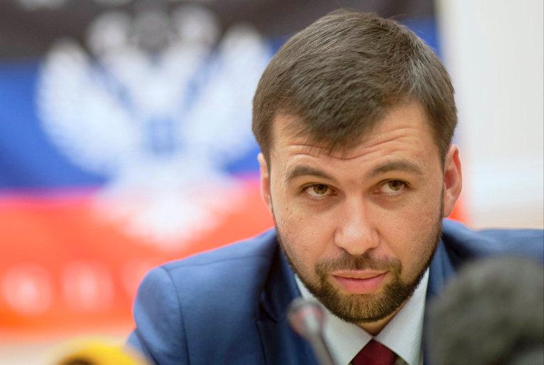 ДНР и ЛНР потребовали от Порошенко прекращении огня