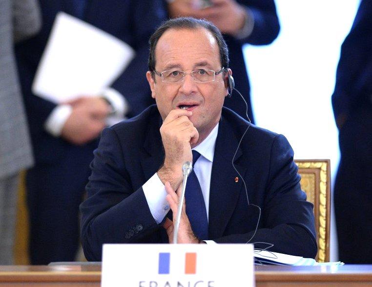 СМИ о выступлении Олланда: такой «скучный» нам не нужен