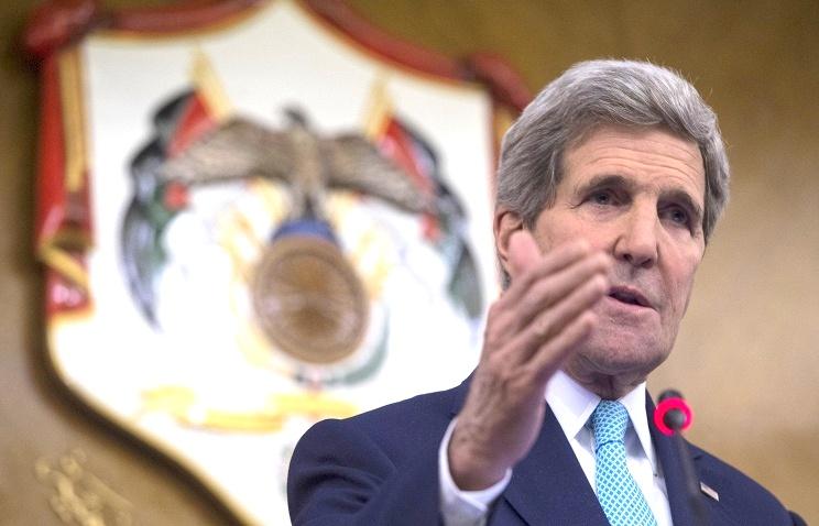 Вашингтон опровергает сообщения о возможном приезде Керри в Москву