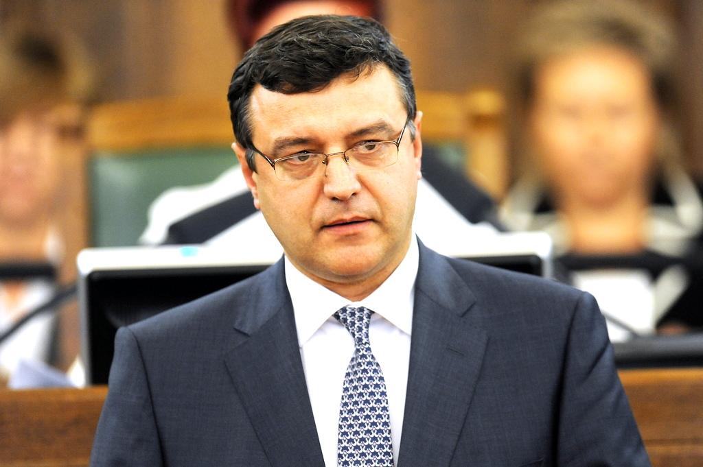 Рейрс: вопрос о налоге на микропредприятия будет решаться в начале года