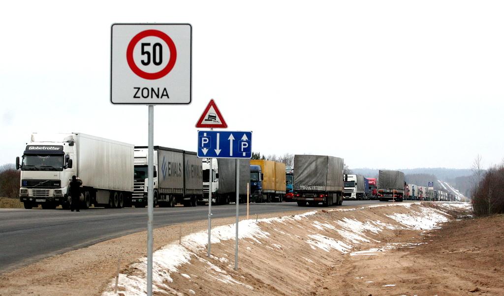 Границу с Россией пересечь стало легче