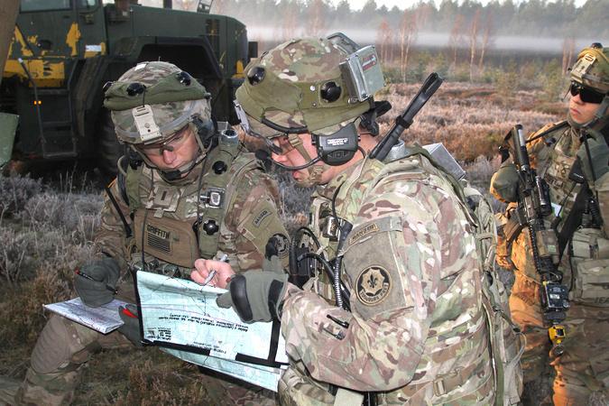 Латвия, Эстония и Нидерланды не готовы вооружать Украину, в отличие от Литвы