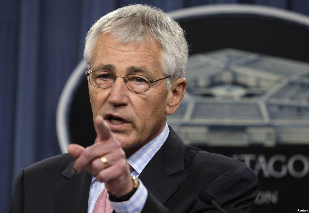 Министр обороны США убыл в отставку