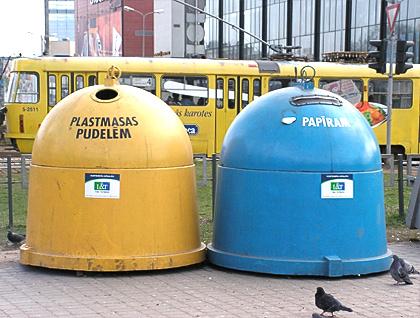 Госконтроль: жители Латвии переплачивают за вывоз мусора