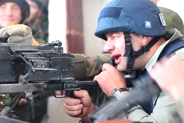 СБУ Украины объявила в розыск актера Пореченкова