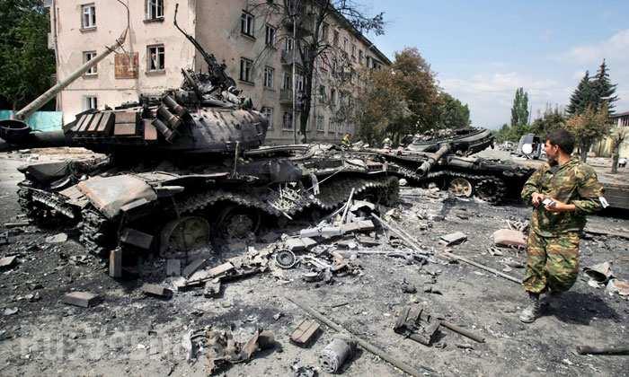 ОБСЕ: обстрел Луганска 27 января производился кассетными снарядами