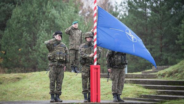 В странах Балтии появятся штабы НАТО