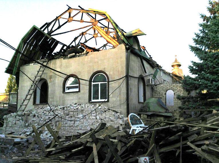Донбасс: стороны конфликта отрицают желание решить конфликт силовым путем