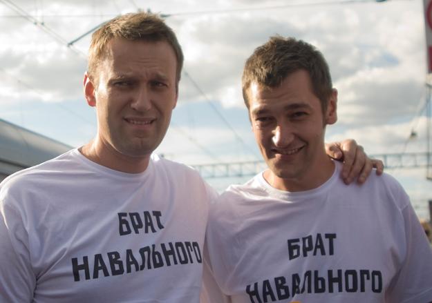 Олега Навального доставили в «Бутырку», Алексей — задержан (дополнено)