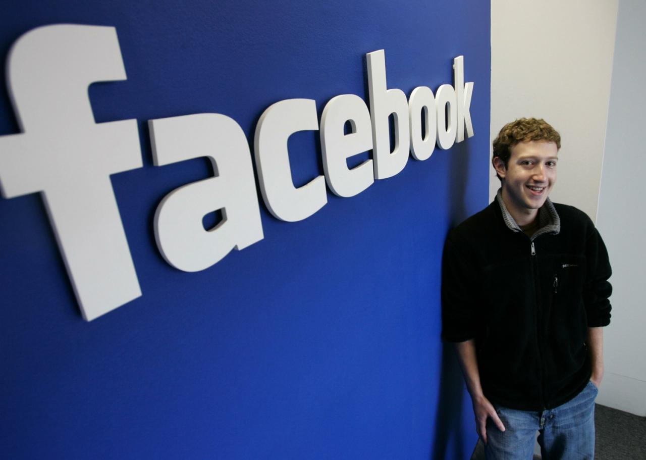 Цукерберг попросил пользователей Facebook придумать ему задание на 2015 год