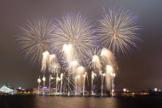 В новогоднюю ночь на Набережной 11 ноября будет масштабный праздник