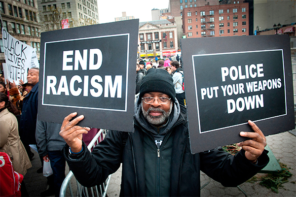 racism today in the united states The united states has been treating evidence of racism, and not the causes, since the civil war slavery separate but equal segregated pools, buses, trains and water fountains workplace and housing discrimination and other forms of bias and animus have served as painful barometers of the nation's racial health.