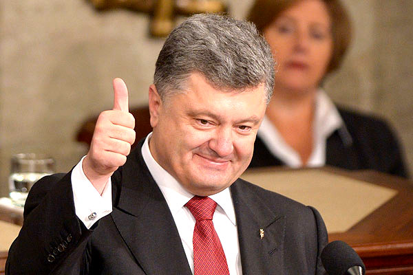 Порошенко: МВФ рассматривает замену программы stand-by для Украины