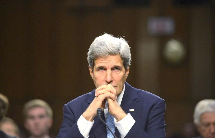 Керри: у США нет намерений изолировать Россию