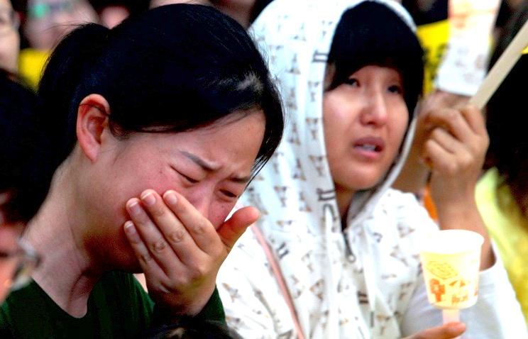У берегов Чукотки затонул южнокорейский траулер