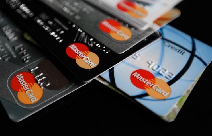 MasterCard приостановила обслуживание карточек в Крыму