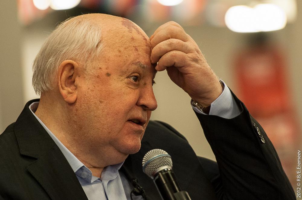 Горбачев назвал главную заслугу Путина