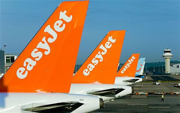 EasyJet отменила рейсы из-за забаствки