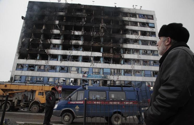 Завершена спецоперация в Грозном: уничтожено 9 боевиков