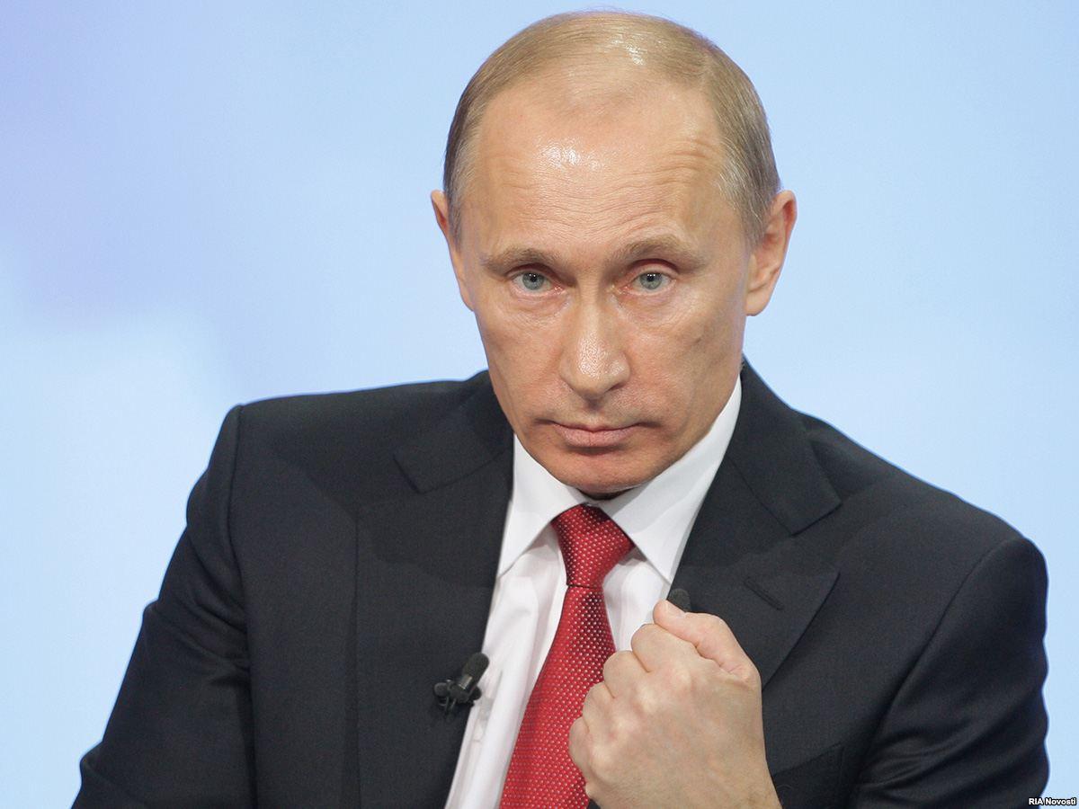 Путин предложил избавиться от иностранных слов