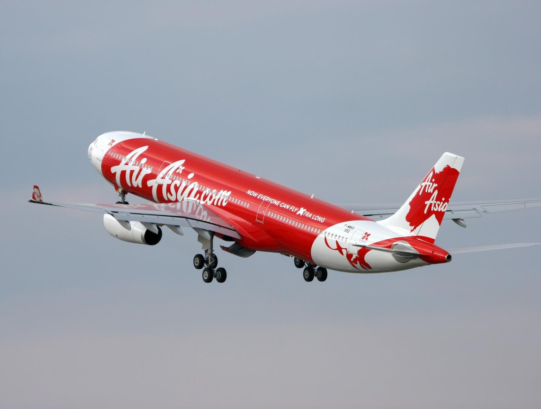 Пропавший самолет AirAsian надо искать на дне моря