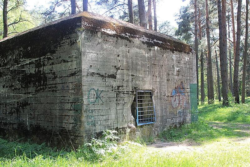 В Австрии найдены бункеры нацистов, где разрабатывалось ядерное оружие