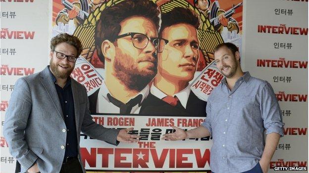 Фильм «Интервью» стал самым успешным из лент компании Sony