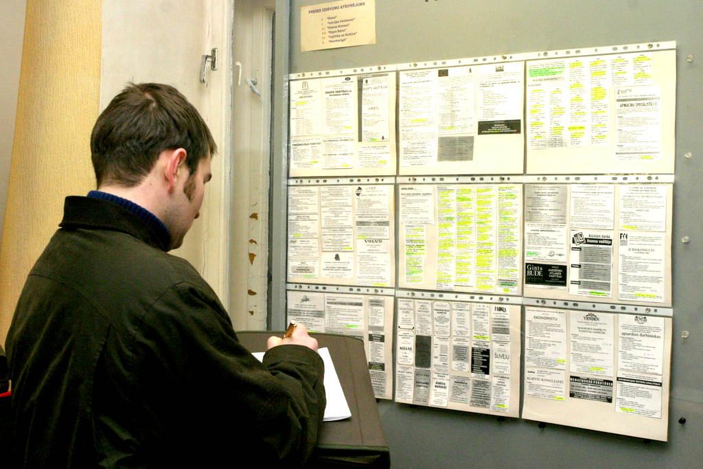 Рижское самоуправление создаст 195 временных рабочих мест