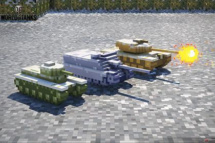 World of Tanks стилизуют под ретроигру