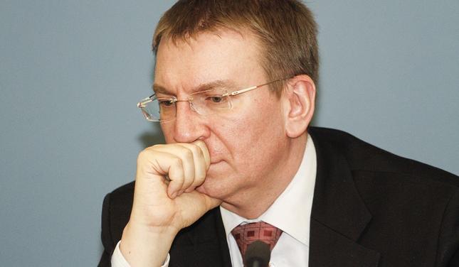 Ринкевич: решения по санкциям в ЕС пока не примут