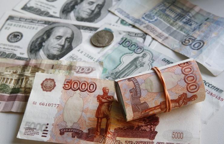 Из России за год выведен 151 млрд. долларов США