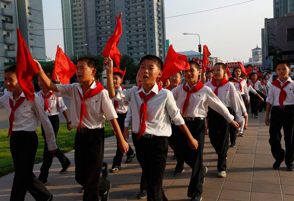 Северной Корее отключили Интернет