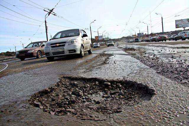 Подозрение в растрате: километр дороги за 12 миллионов евро