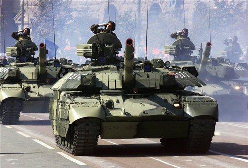 Россия нарастит военные силы в Крыму и на Балтике, а также создаст Космические войска