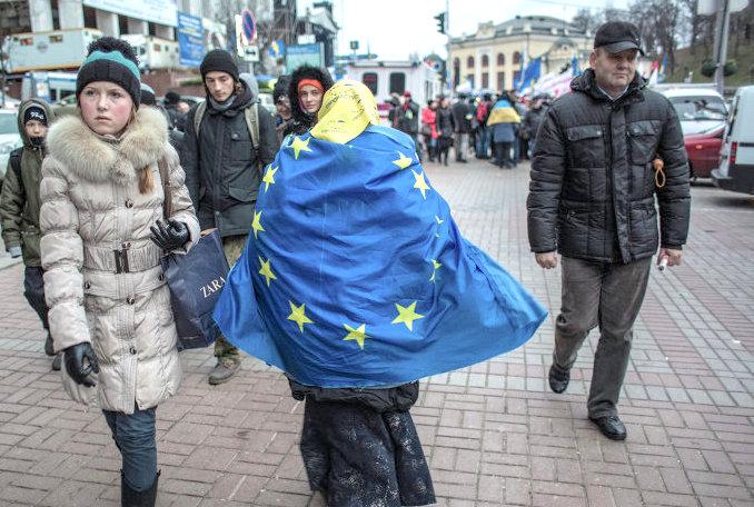 Французский политолог: Европа целиком ошиблась в украинском вопросе